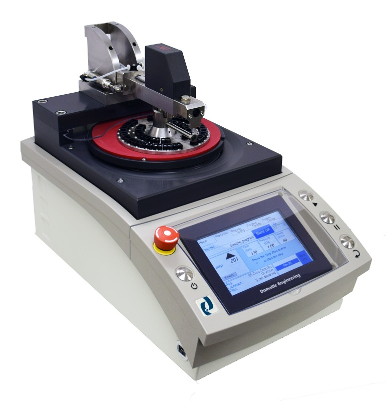Domaille APM-HDC-5300 Programmable Polishing Machine