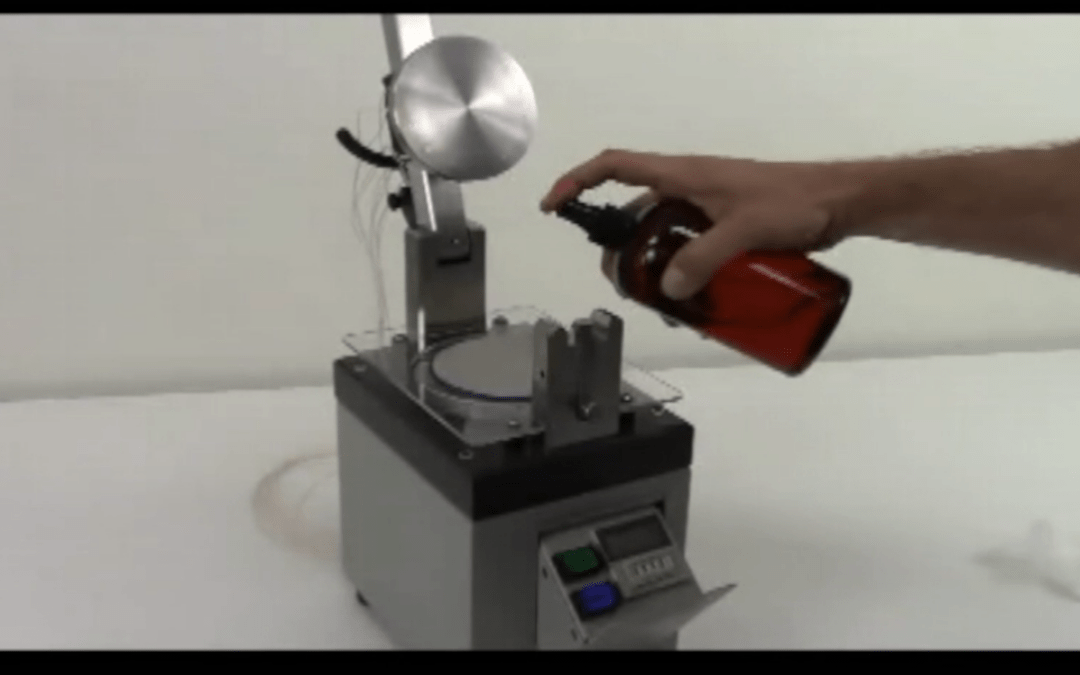 Domaille 500 Compact Polishing Machine Demo Video