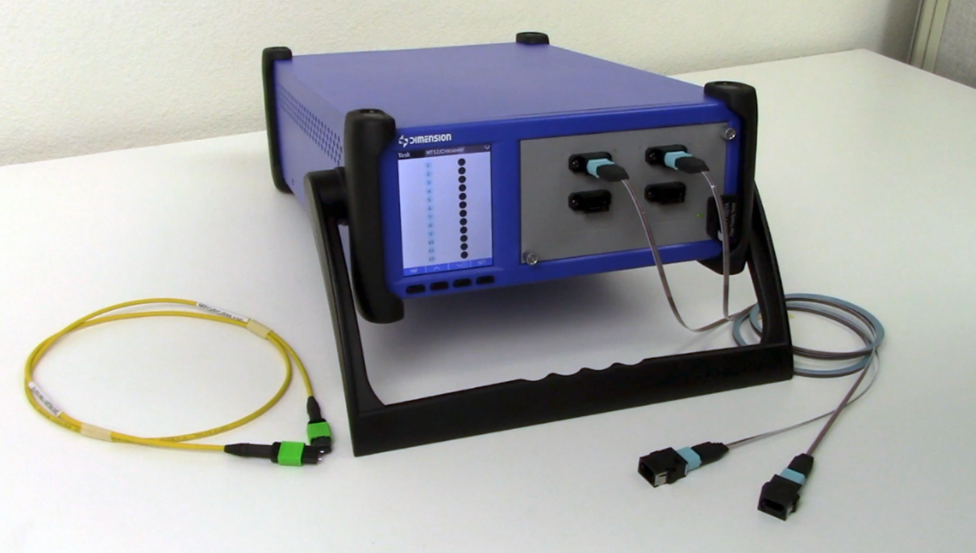 Dimension Technology Programmable Fiber Polarity Tester