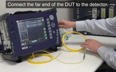 Training: How to Test a Simplex Cable Assembly