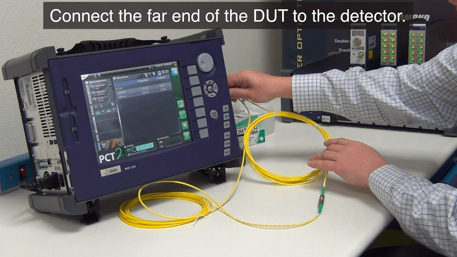 Video: How to Test Simplex Cable